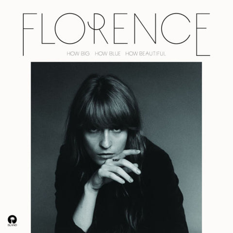 Florence + The Machine How Big How Blue How Beautiful 2LP