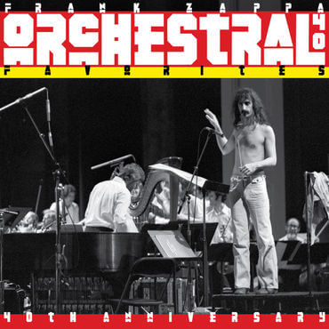 Frank Zappa Orchestral Favourites Sister Ray