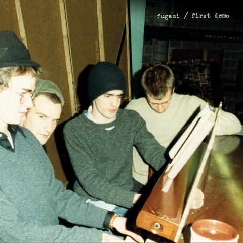 Fugazi First Demo LP 643859181010 Worldwide Shipping