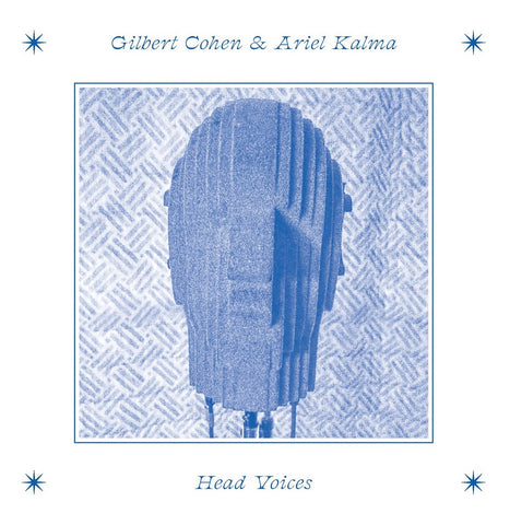 Gilbert Cohen & Ariel Kalma Head Voices LP 5060731225986