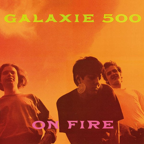 Galaxie 500 On Fire LP 600197100912 Worldwide Shipping