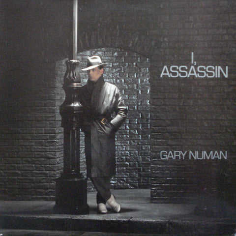 Gary Numan I Assassin Sister Ray