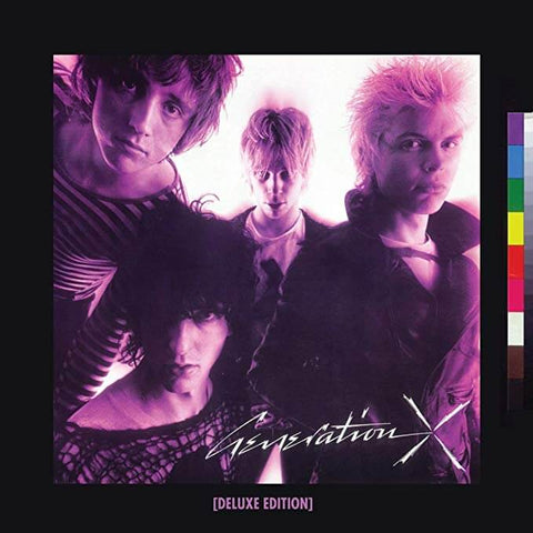 Generation X Deluxe Sister Ray