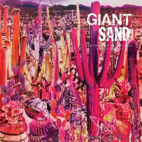 Giant Sand Recounting The Ballads Of Thin Line Men Sister Ray
