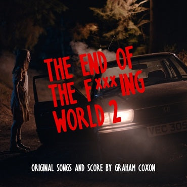 Graham Coxon The End of The F***ing World 2 OST 2LP