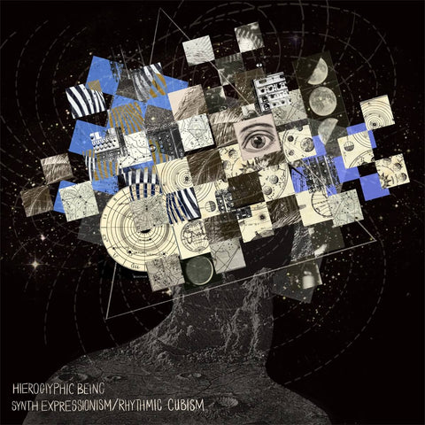 HIEROGLYPHIC BEING SYNTH EXPRESSION+RHYTHMIC CUBISM Sister Ray