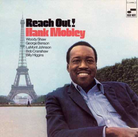Hank Mobley Reach Out! LP 8435395500491 Worldwide Shipping