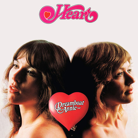 Heart Dreamboat Annie LP 602547857811 Worldwide Shipping