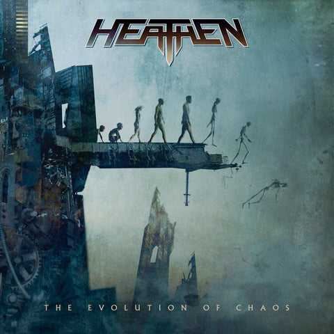 Heathen The Evolution Of Chaos (10th Anniversary Edition)