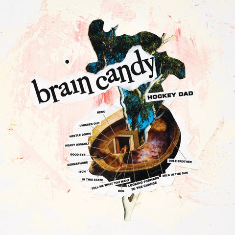 Hockey Dad Brain Candy LP 4050538565379 Worldwide Shipping