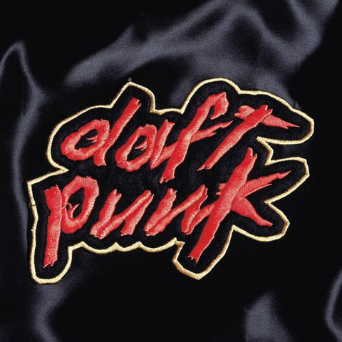 Daft Punk Homework 2LP 724384260910 Worldwide Shipping