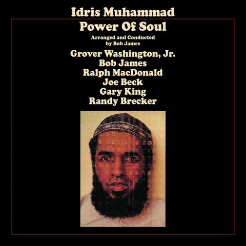 Idris Muhammad Power Of Soul Limited LP 8719262011779