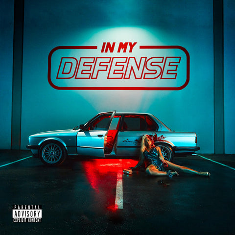 Iggy Azalea Bad Defense Sister Ray