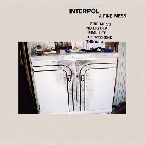 Interpol A Fine Mess Sister Ray