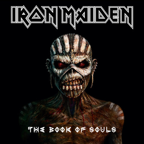 Iron Maiden The Book Of Souls CD 0190295567583 Worldwide