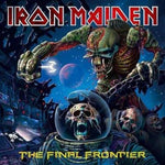 Iron Maiden The Final Frontier CD 0190295567590 Worldwide