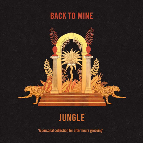 JUNGLE - BACK TO MINE - SISTER RAY
