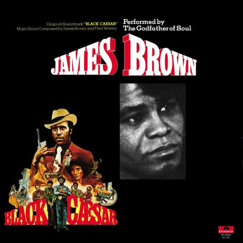 James Brown Black Caesar OST Sister Ray