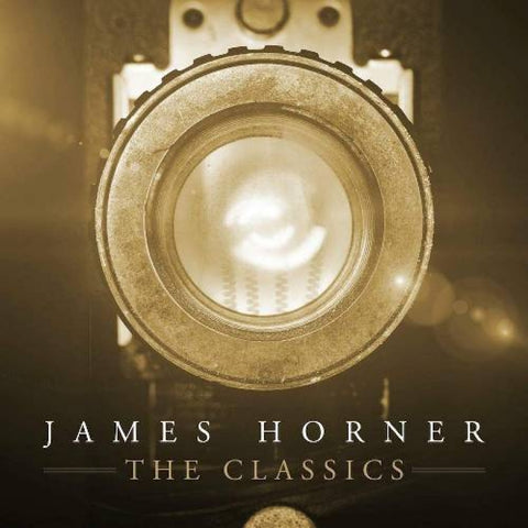James Horner The Classics 2LP 190758577210 Worldwide
