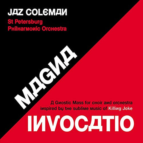 Jaz Coleman Magna Invocatio - A Gnostic Mass for Choir and