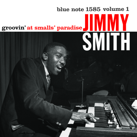 Jimmy Smith Groovin' At Smalls' Paradise Vol.1 LP