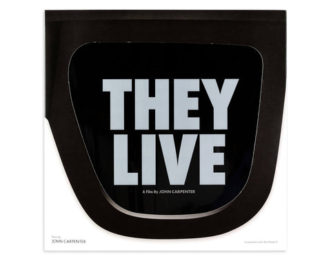 John Carpenter They Live OST Sister Ray