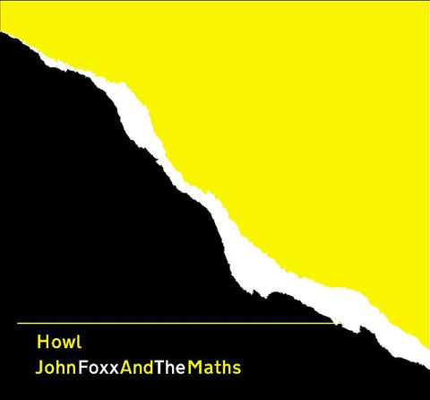 John Foxx & The Maths Howl 5060446124376 Worldwide Shipping