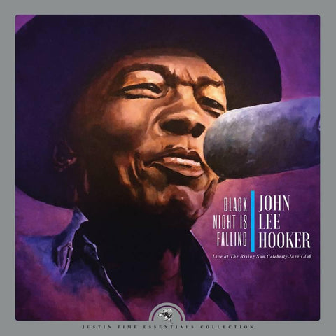 John Lee Hooker Black Night is Falling Live at The Rising