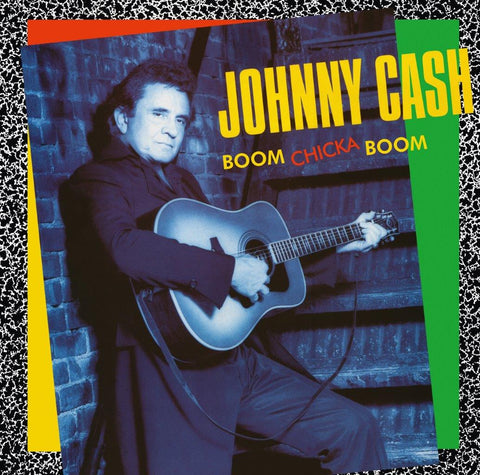 Johnny Cash Boom Chicka Boom LP 0602567726883 Worldwide