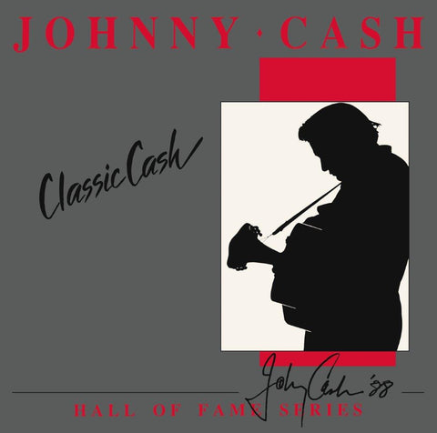 Johnny Cash Classic Cash: Hall Of Fame Series 2LP