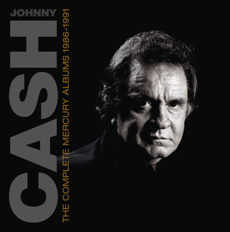 Johnny Cash The Complete Mercury Albums 1986-1991