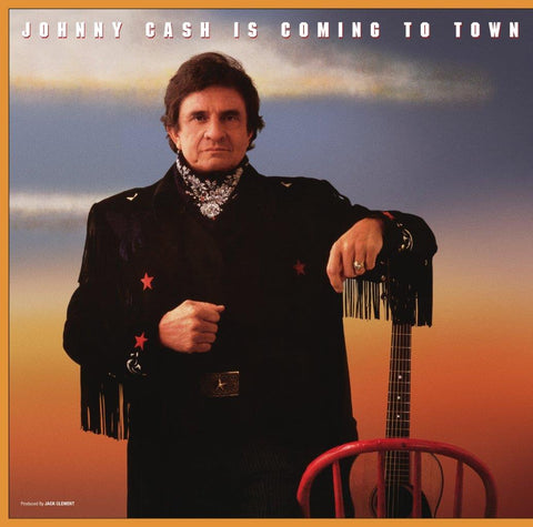Johnny Cash Johnny Cash Is Coming To Town LP 0602567726753