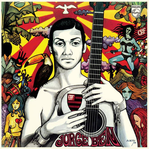 Jorge Ben Sister Ray