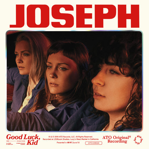 Joseph Good Luck, Kid Sister Ray