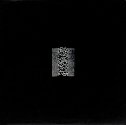 Joy Division Unknown Pleasures LP 825646183906 Worldwide