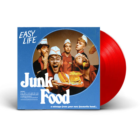Easy Life Junk Food EP 00602508484797 Worldwide Shipping