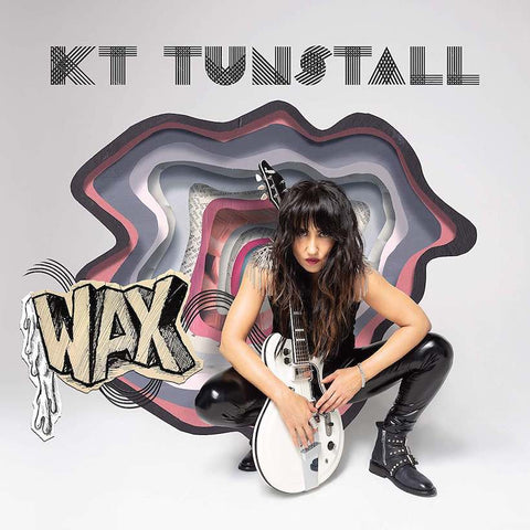 KT Tunstall Wax LP 602567686996 Worldwide Shipping