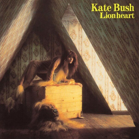 Kate Bush Lionheart Sister Ray