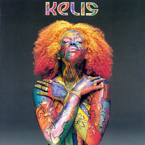 Kelis Kaleidoscope (20th anniversary edition) Limited 2LP