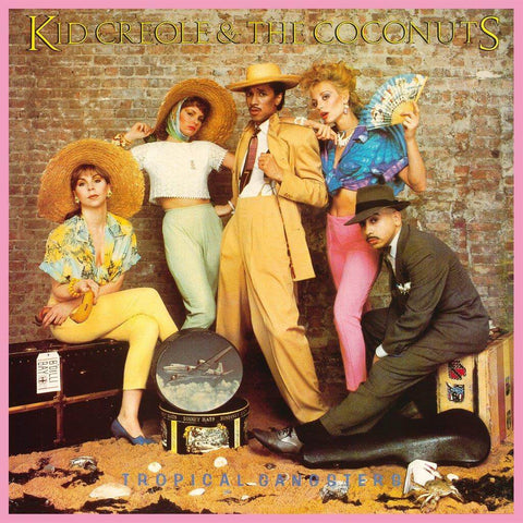 Kid Creole & The Coconuts Tropical Gangsters Sister Ray