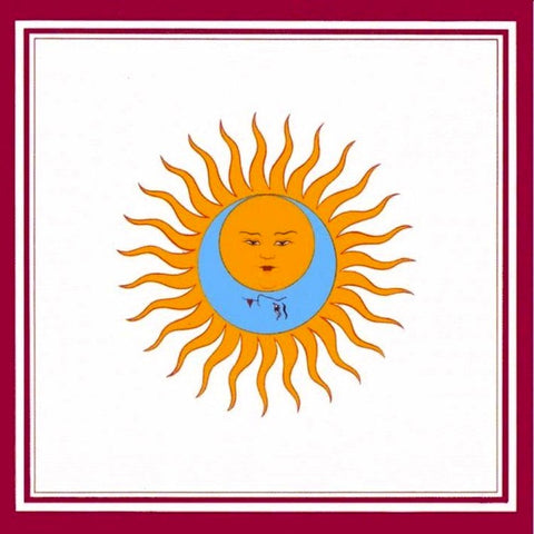 King Crimson Larks' Tongues In Aspic LP 633367910516