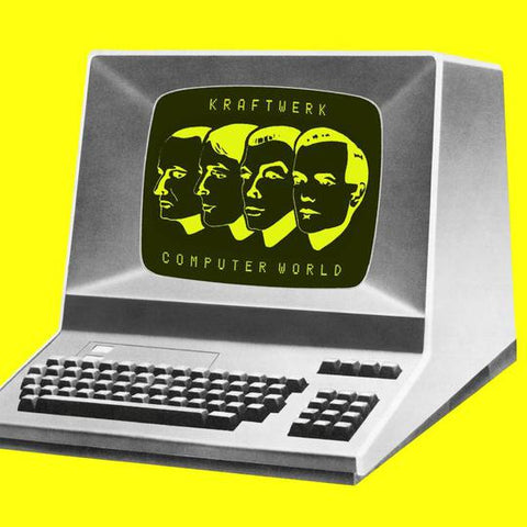 Kraftwerk Computer World Sister Ray