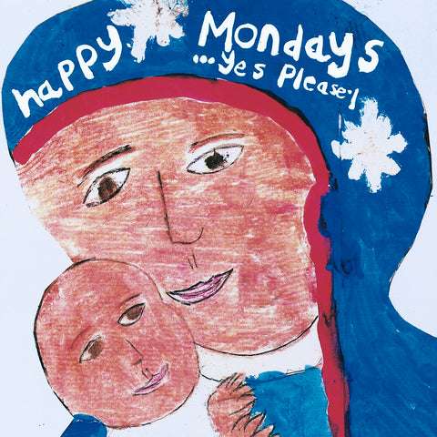 Happy Mondays...Yes Please! LP 5060555212902 Worldwide