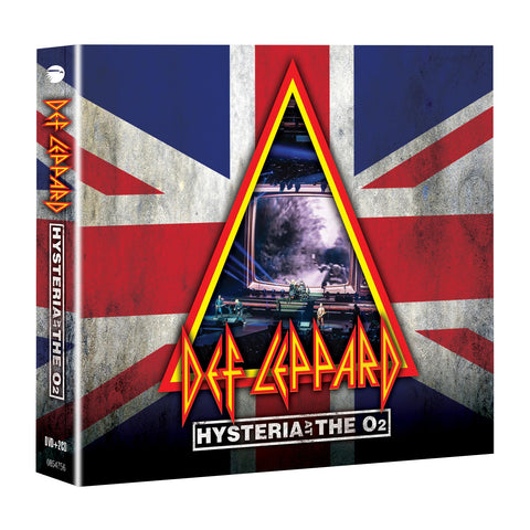 Def Leppard Hysteria At The O2 00602508547560 Worldwide