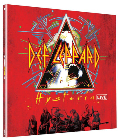 Def Leppard Hysteria Live Limited 2LP 00602508547843