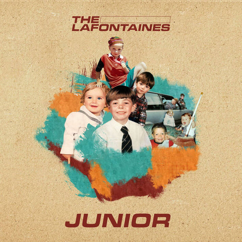LaFontaines Junior Sister Ray