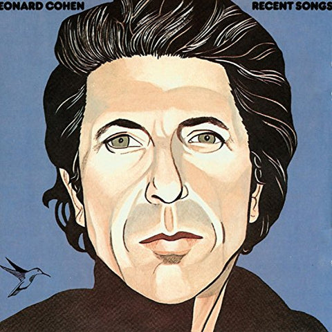 Leonard Cohen Recent Songs LP 889854352813 Worldwide