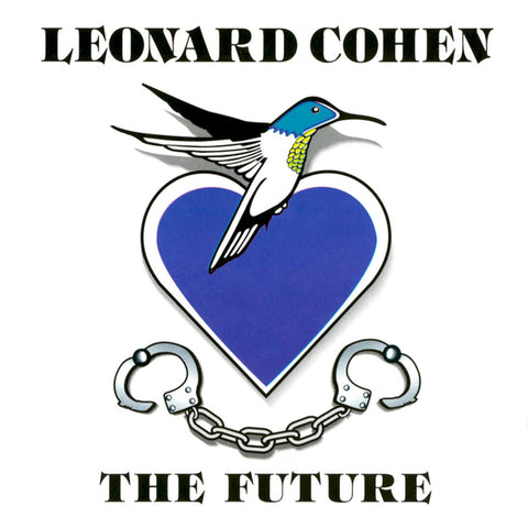 Leonard Cohen The Future LP 889854353919 Worldwide Shipping