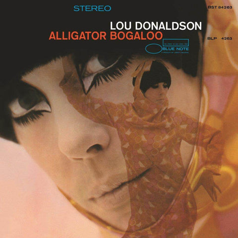 Lou Donaldson Alligator Bogaloo Sister Ray
