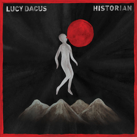 Lucy Dacus Historian Limited LP Worldwide Shipping